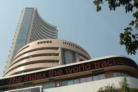 India stocks lower at close of trade; Nifty 50 down 0.44%