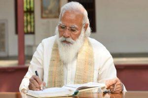 PM Narendra Modi launches health ID, digital record for citizens